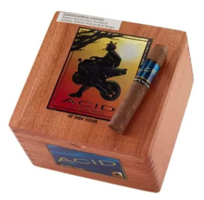 Kuba kuba cigar box