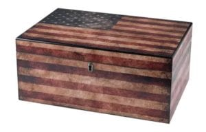 Quality Importers Old Glory Weathered American Flag