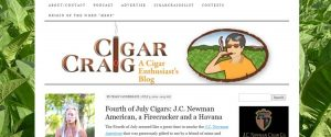 Cigar Craig Blog