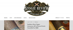 Stogie Review Blog