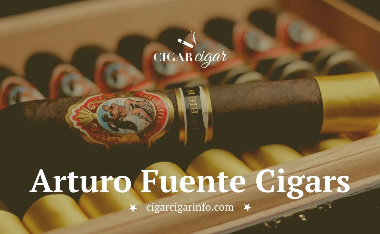 Arturo Fuentes - Cigar Cigar Featured Image